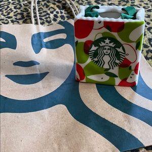 🆕 Starbucks Teacher Gift Card Holder.